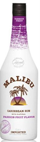 Malibu Rum Passion Fruit